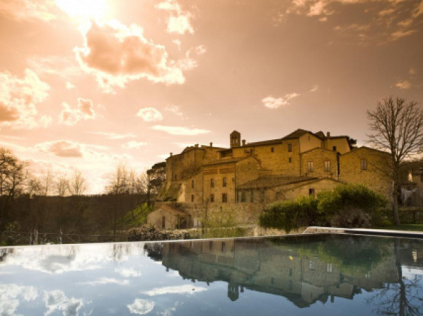 Castel Monastero - The Leading Hotels of the World