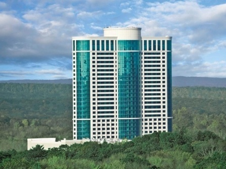 The Fox Tower at Foxwoods