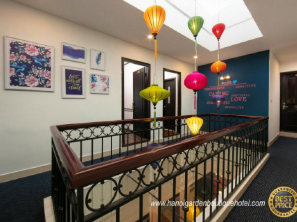Hanoi Garden Boutique Hotel & Spa